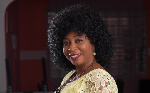 Gospel musician Mary Ghansah
