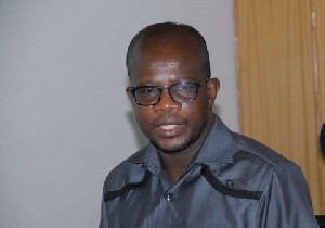 Former Executive Director of the National Service Scheme, Dr. Michael Kpessah Whyte