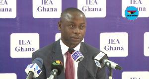 Dr. Eric Osei Assibey, Adjunct Fellow, Institute of Economic Affairs