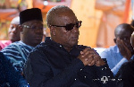This is what Mahama promised Rawlings in his tribute