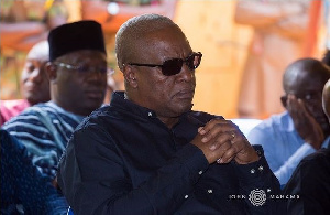 John Mahama is challenging the result of the 2020 presidential election