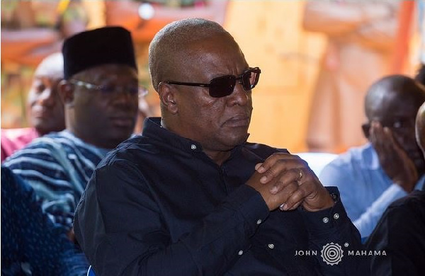 2020 polls: I did not concede because of my principles – Mahama