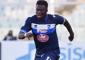 Ex-Ghana international Sulley Muntari