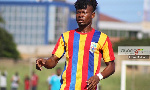 I wish Hearts of Oak transferred me instead of letting me go for free – Benjamin Agyare