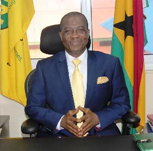 Director General NLA KOFI OSEI AMEYAW