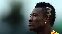 Asamoah Gyan, Black Stars captain