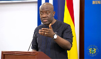 MP for Ofoase/Ayirebi, Kojo Oppong Nkrumah