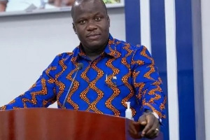 Samuel Abu Jinapor, Minister of Lands and Natural Resources