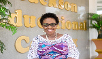 Mrs Theodosia Jackson, Principal of Jackson College of Education