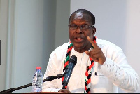 Alban Bagbin hopes to lead the NDC into the 2020 elections