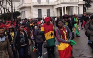 Ghanaians Uk Abroad