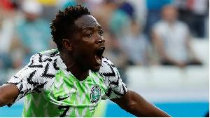 Ahmed Musa: Kano Pillars confam signing of Super Eagles captain