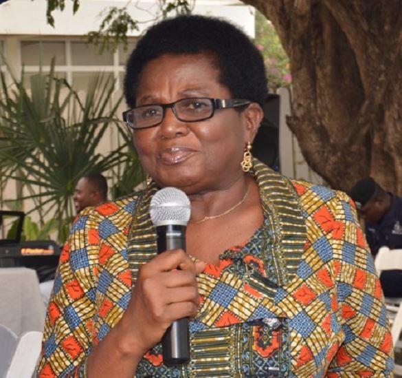 Veteran journalist, Elizabeth Ohene