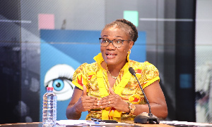 Member, Technical Committee on Marine Insurance at NIC, Mercy Naa Korshie Boampong