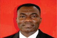 William Quaitoo, Deputy Agriculture Minister