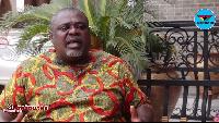 NDC Deputy General Secretary, Koku Anyidoho