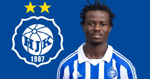 Ghanaian international, Anthony Annan