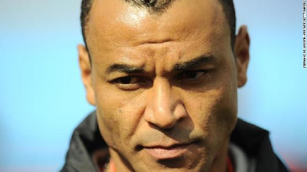 Legendary Brazilian footballer Cafu