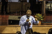 Dr Lawrence Tetteh, a renowned International Evangelist