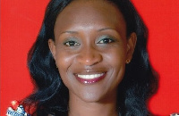 Deputy Minister for Finance and Economic Planning, Mrs. Abena Osei-Asare