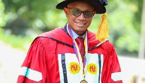Hamid Graduation