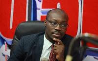 Cassiel Ato Forson, former Deputy Finance Minister