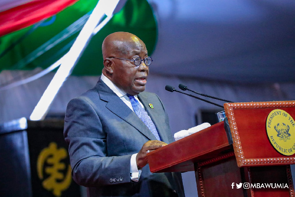 'Appoint NDC MPs as Minsters if you want to succeed' – Akufo-Addo counseled