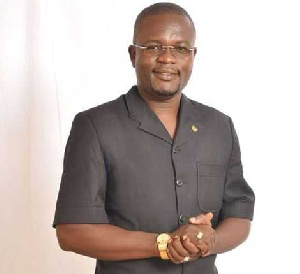 Alhaji Halidu Haruna, Former NDC Parliamentary candidate for Ablekuma Central Constituency