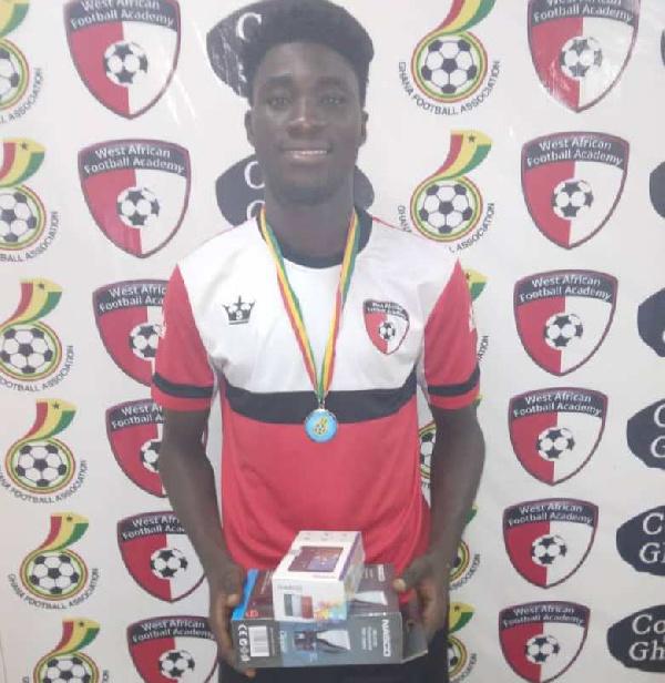 GPL: Togo star Atte Yousifou wins MOTM award after WAFA win over Hearts of Oak