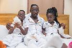 My kids may not go back to school - Okyeame Kwame