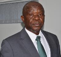 Ernest Mawuli Agbesi - NIB CEO