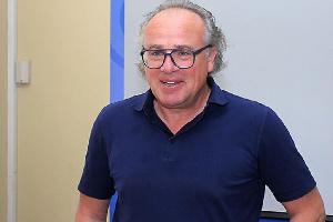GFA Technical Director, Bernhard Lippert