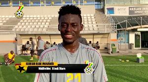 Iddrisu Baba Mohammed Stars