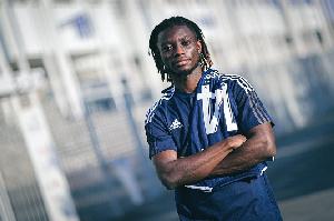 Black Stars defender, Gideon Mensah