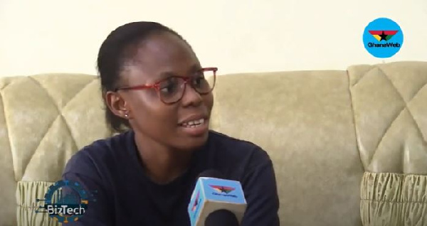 BizTech: The female carpenter who abandoned journalism to make more impact