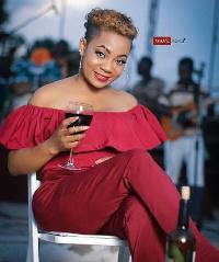 Ghanaian actress Vicky Zugah