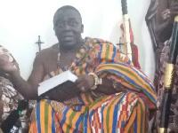 Omanhene of Essikado Traditional Area, Nana Kobina Nketsiah V