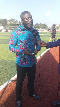 Board Chairman of the National Sports Authority, Kwadwo Baah Agyemang