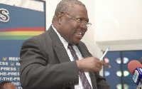 Anti-corruption campaigner, Martin Amidu
