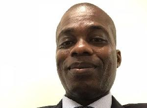 Dr Kwame Asiedu Sarpong