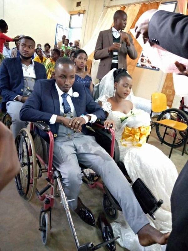 File photo: The couple