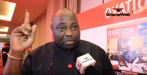 Veteran journalist and publisher of Ovation International, Chief Dele Momodu