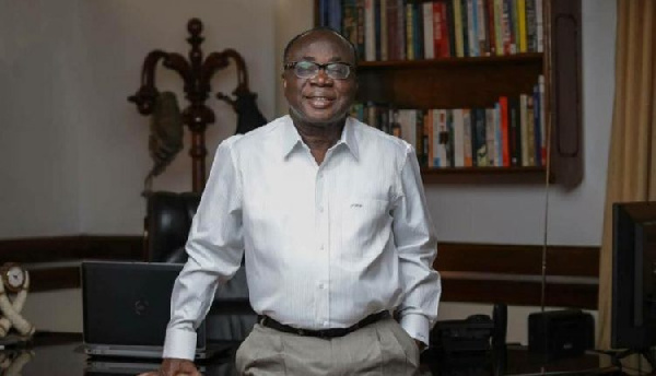 Acting Chairman of the NPP, Freddie Blay