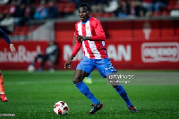 Cofie has signed a two-year deal with  Sivasspor