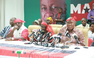 NDC says it has not released the finding of the Kwesi Botchwey Committee to the media