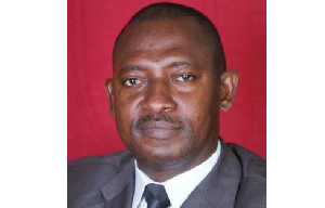 Former NPP Member of Parliament for Upper Denkyira West, Benjamin Kofi Ayeh