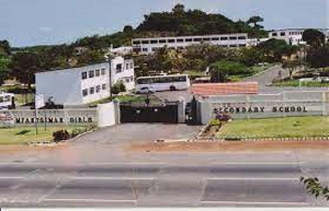 Mfantsiman Girls' Senior High School (SHS)