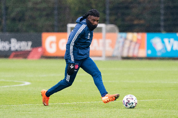 Why Mohammed Kudus was sidelined in Ajax match against FC Twente