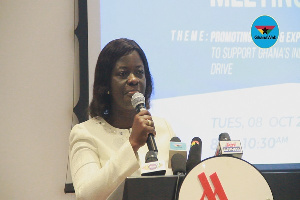 Kate Abbeo, Deputy CEO for Free Zones Authority