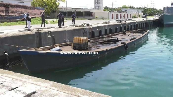 8 people arrested for illegal bunkering